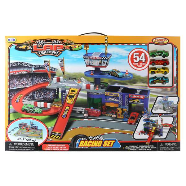 Lap Leader Playset
