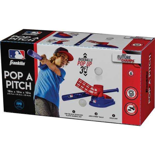 MLB Pop A Pitch