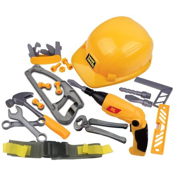 Kids Deluxe Helmet Tool Set