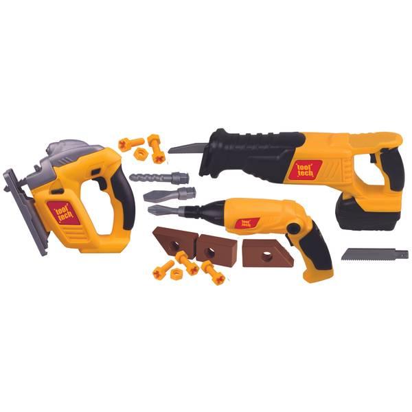 Kids 3-in-1 Powerized Tool Set
