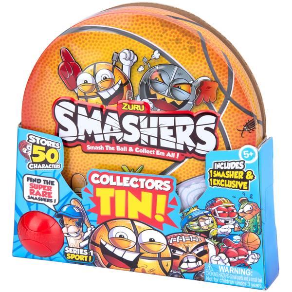 Smashers Collect Basketball Tin Series 1 Assortment