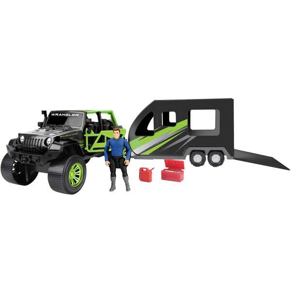 Jeep Toy Hauler Playset