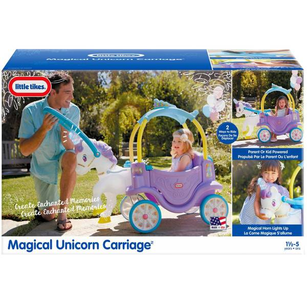 Magical Unicorn Carriage