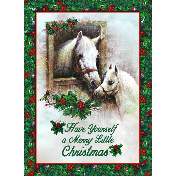18-Count Friends Christmas  Cards