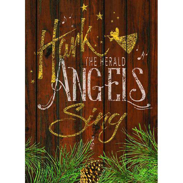 14-Count Hark the Herald Angels Foil Cards