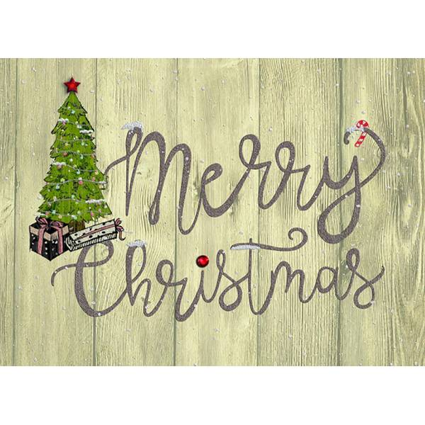 12-Count O Christmas Tree Holiday Cards