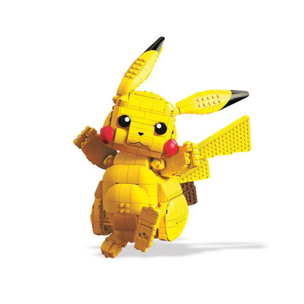 Pokemon Build-A-Pikachu