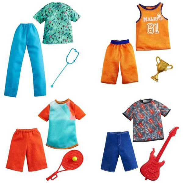 Ken Fashion Assortment