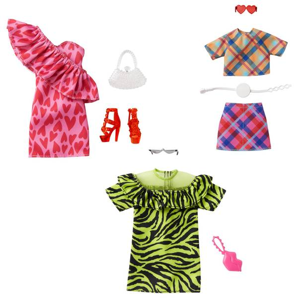 Complete Look Fashion Assortment