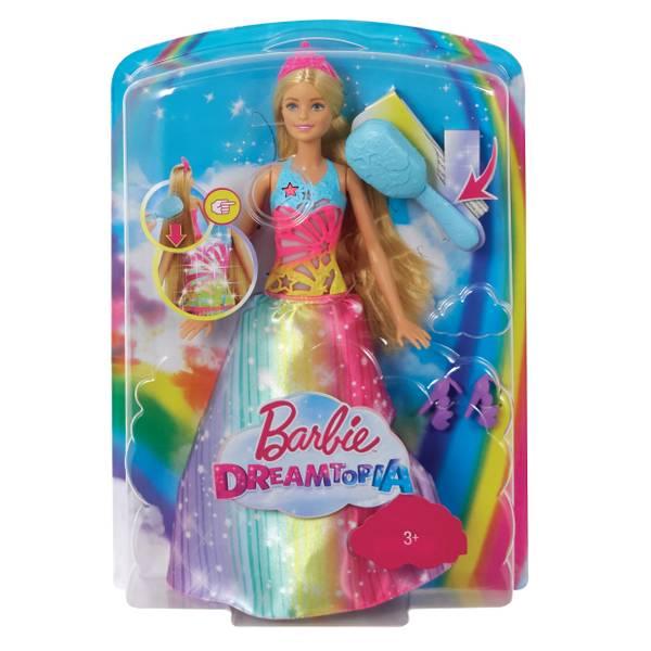 Brush 'N Sparkle Princess Doll