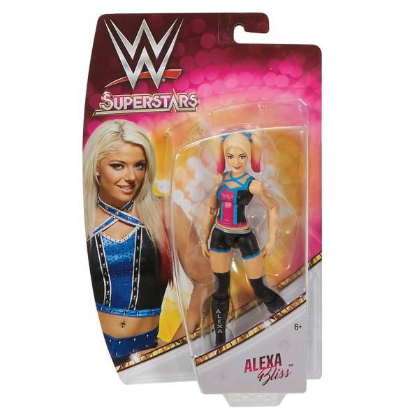 WWE Girls Action Figure Assortment