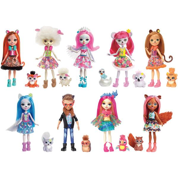 Doll/Animal Assortment