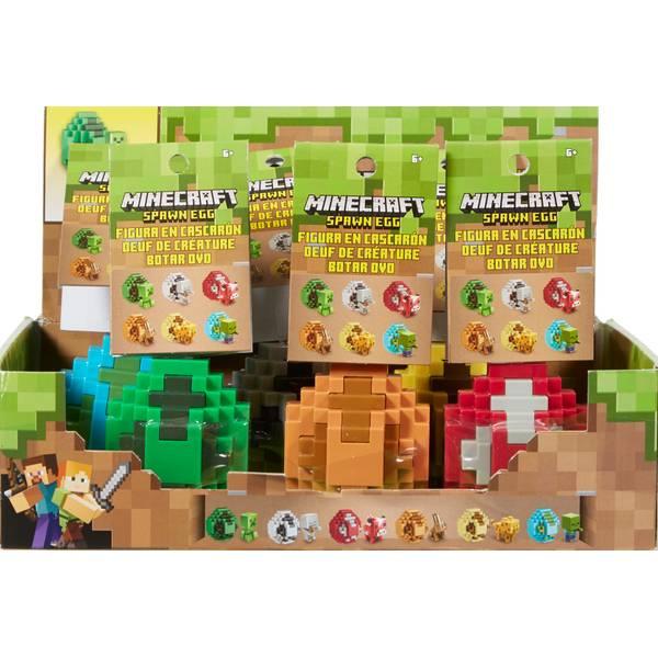 Minecraft Mini Figure Egg Assortment