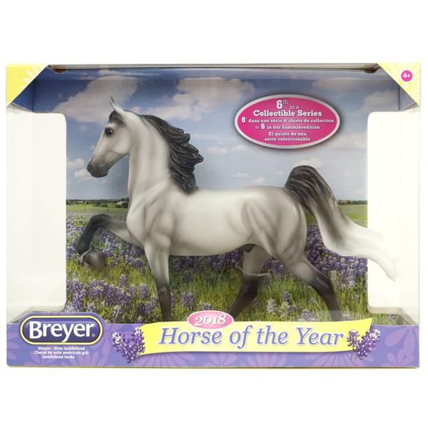 Breyer Horse of the Year 2018 Mason