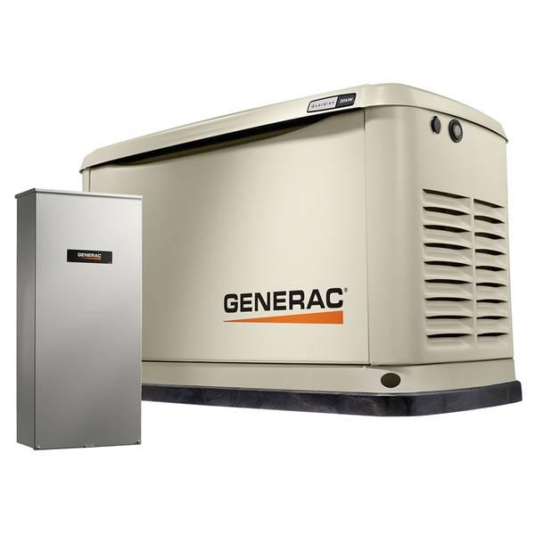 20/18kW Guardian Series Wi-Fi, Alum Enc 200A Generator
