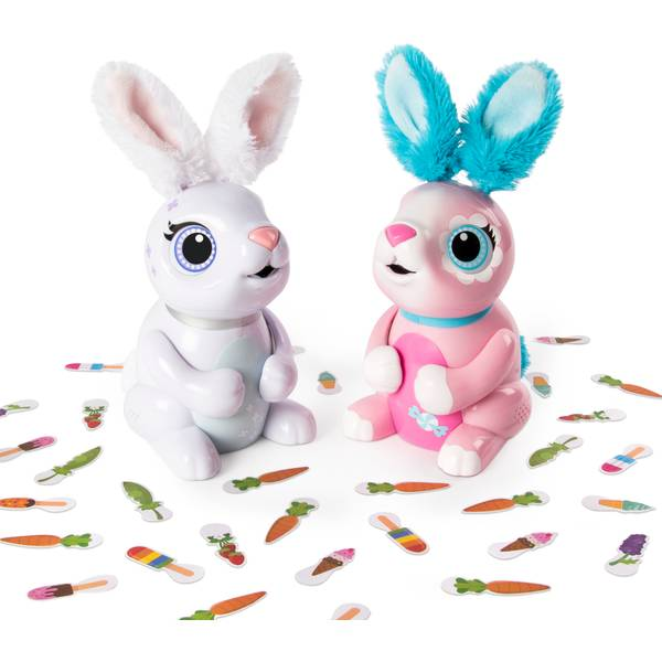 Zoomer Hungry Bunnies Assortment