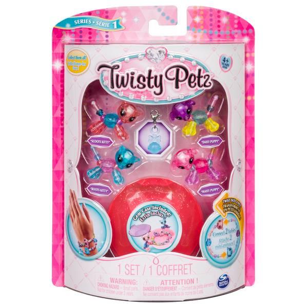 Twisty Pets 4-Pack Twin Babies