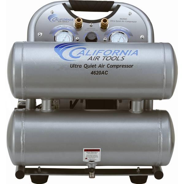 2HP 4 Gallon Aluminum Air Compressor
