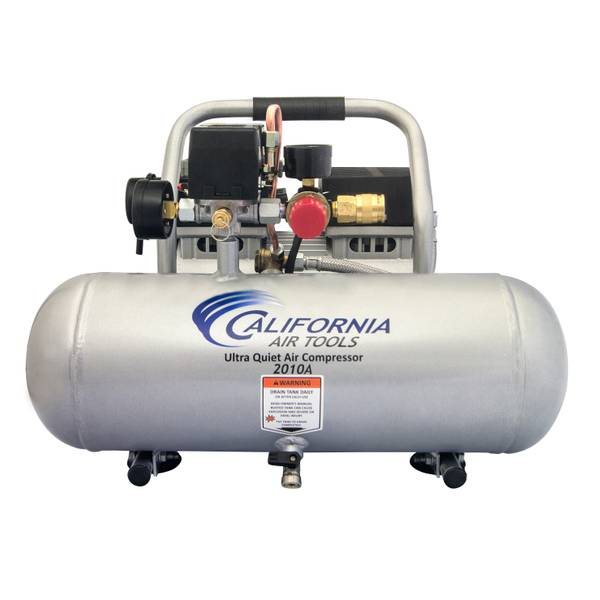 1HP 2 Gallon Aluminum Air Compressor