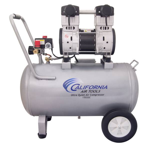 2HP 15 Gallon Steel Air Compressor