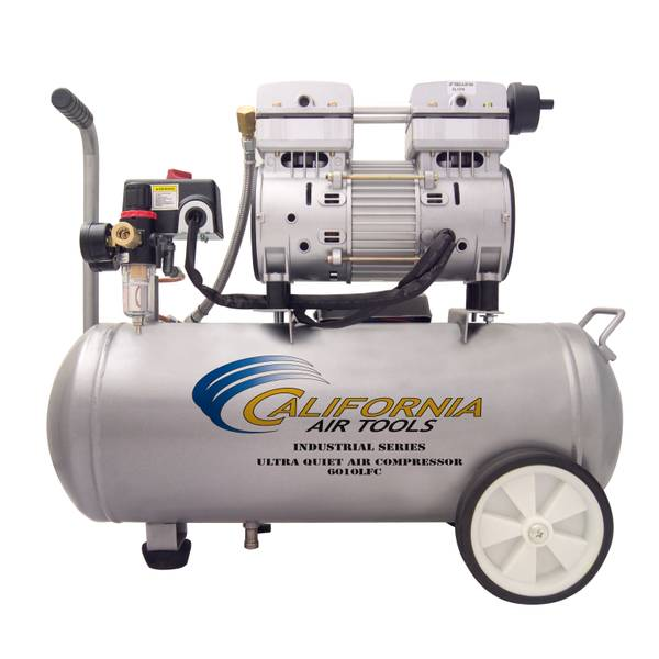 1HP 6 Gallon Steel Air Compressor