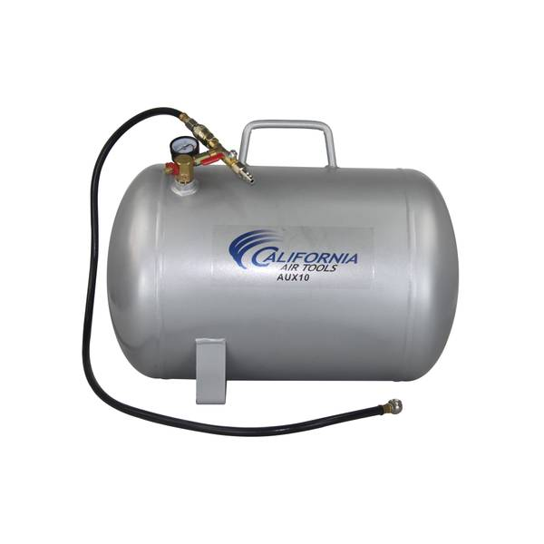 10 Gallon Portable Steel Air Tank