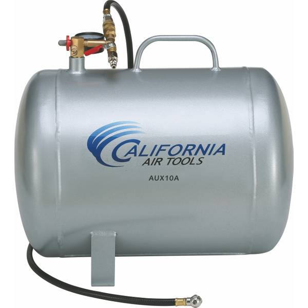 10 Gallon Lightweight Portable Aluminum Air Tank