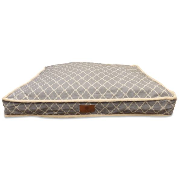 """27"""" x 36"""" AKC Diamond Canvas Pet Bed"""