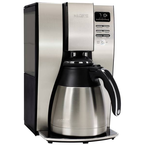 10-Cup Thermal Coffeemaker System Coffee Optimal Brew Coffee Maker Mr