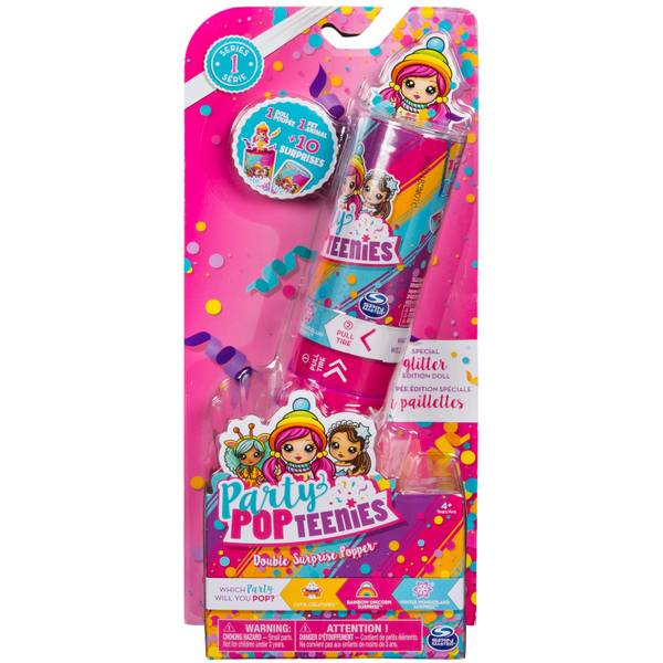 Party PopTeenies Double Popper