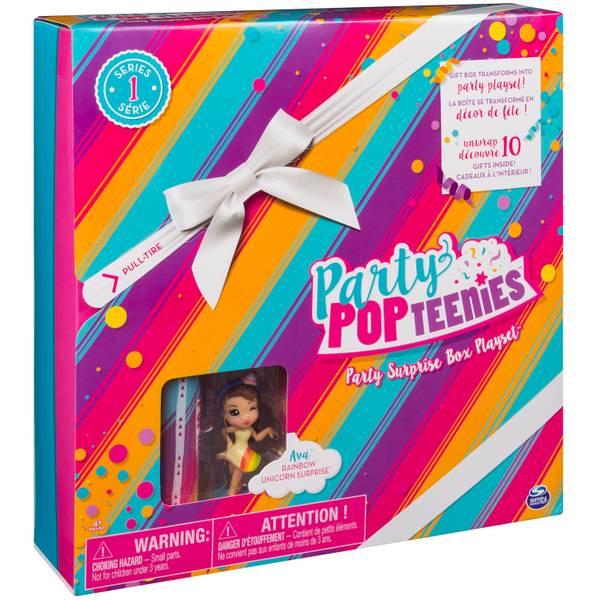 Party Pop Teenies Surprise Box
