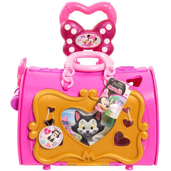 Minnie's Handy Helpers Pet Carrier