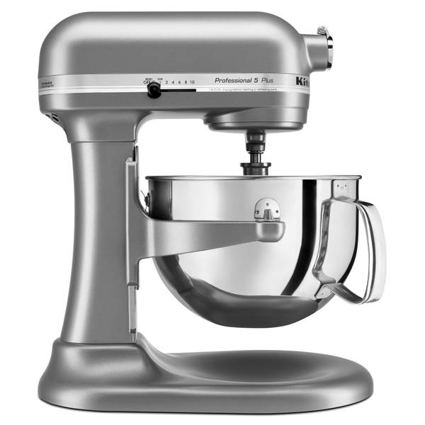 Kitchenaid Professional 5 Qt Stand Mixer Silver