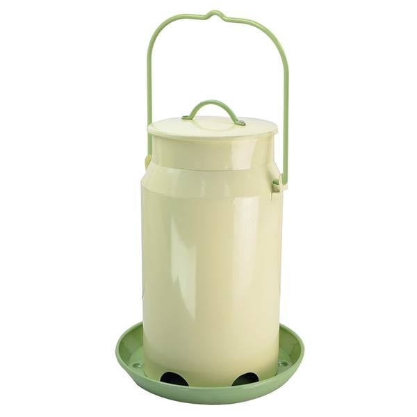 Milk Pail Feeder