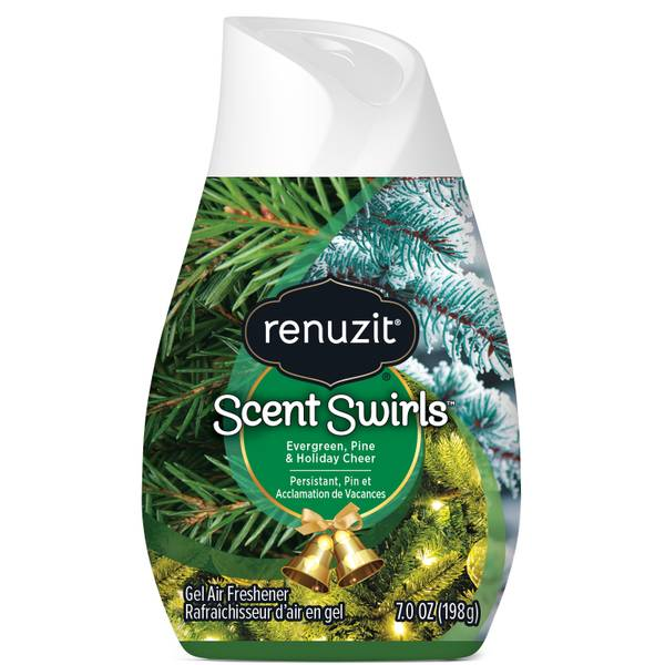 7oz Renuzit Evergreen Pine Air Freshener