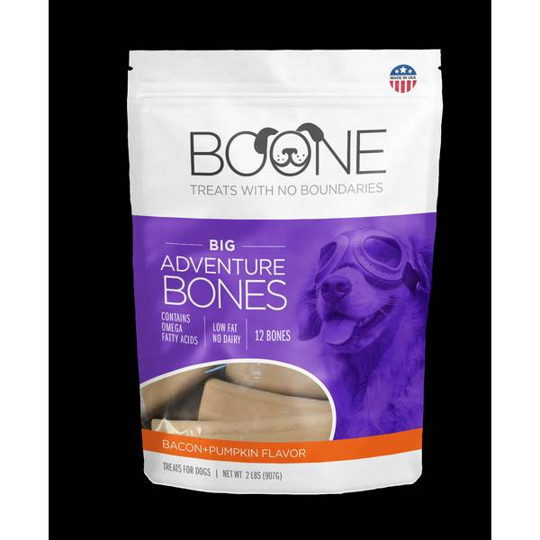 12-Pack Big Adventure Bacon & Pumpkin  Bones