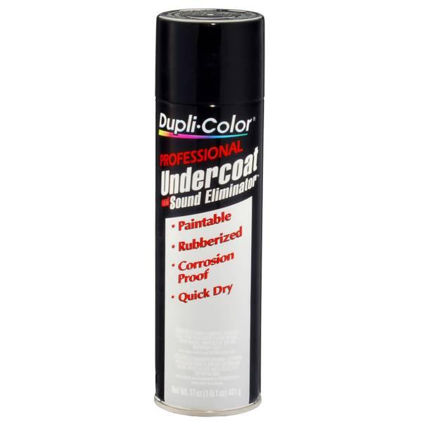 Undercoat/Sound Eliminator