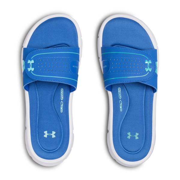 ce3a3280 Under Armour Women's Ignite VIII Slide Sandals