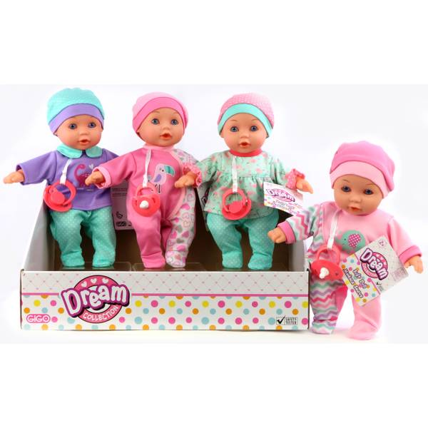 "10.5"" Soft Baby Assortment"