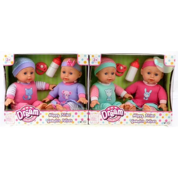 "12"" Happy Twins Assortment"