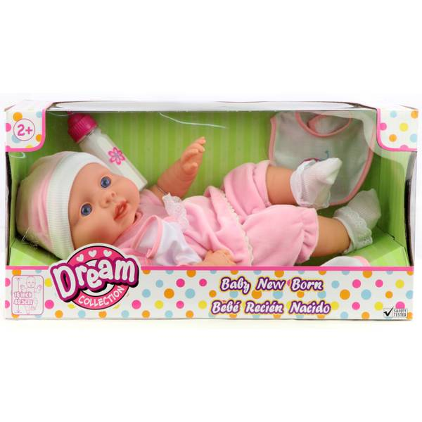 "16"" Newborn Baby Set"