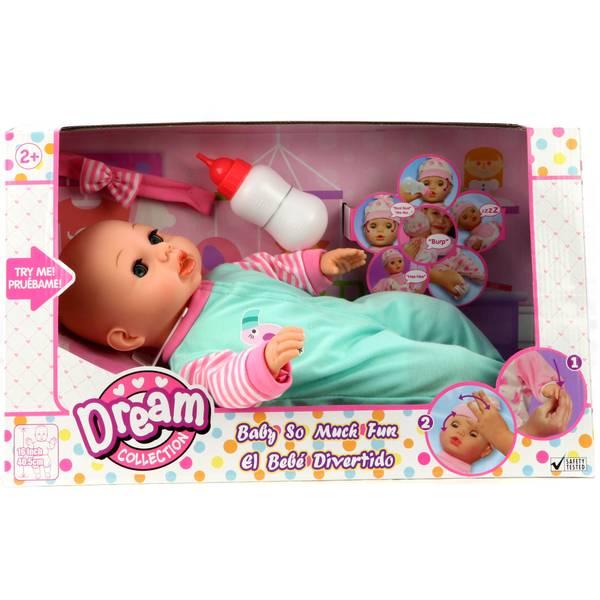 """16"""" Baby So Much Fun Doll"""