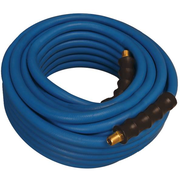 "3/8"" x 50' XtremeFlex Rubber Air Hose"