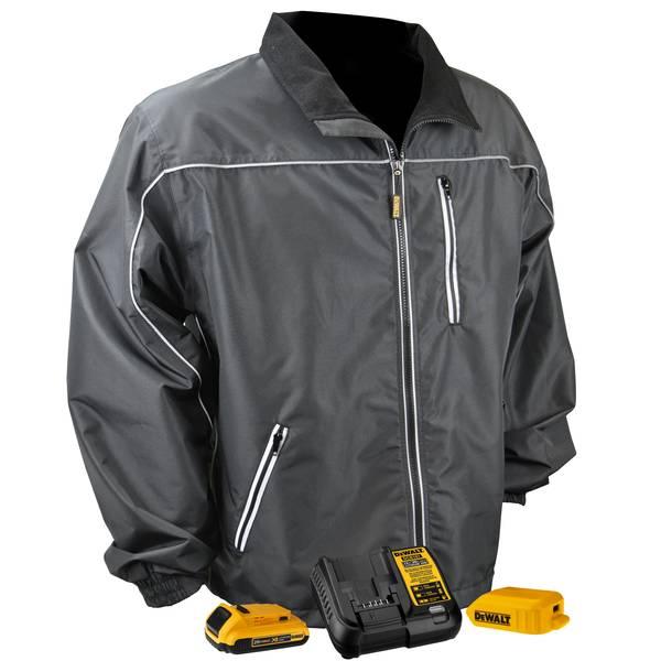 Men's Heated Lightweight Shell Jacket