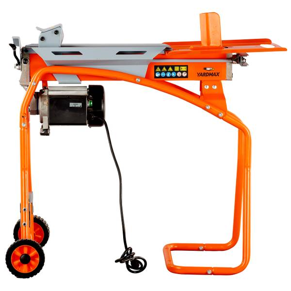 5-Ton Log Splitter with Stand