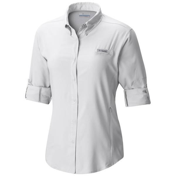 c70609ef2c9 Columbia Women's PFG Tamiami II Long Sleeve Shirt