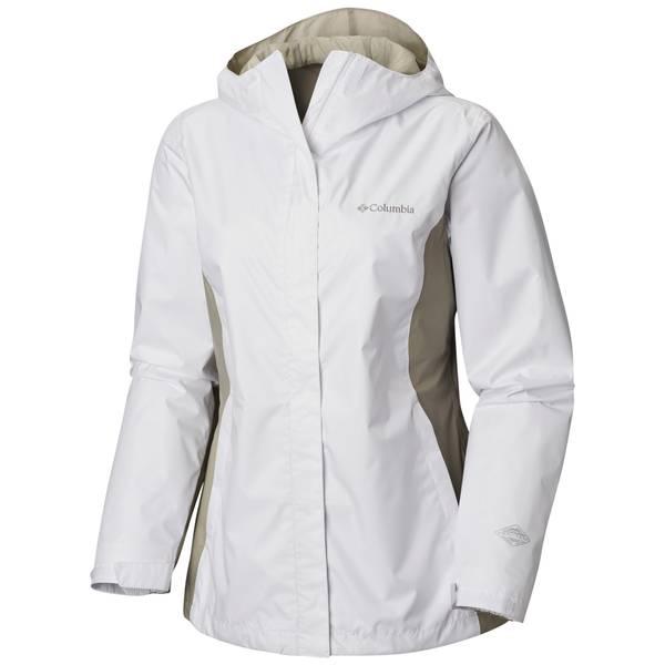 Columbia Womens Plus-Size Big Arcadia II Jacket