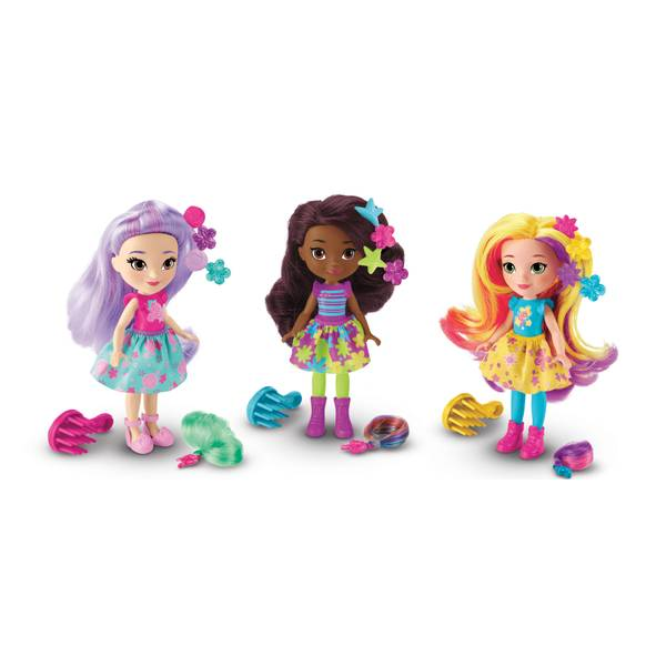 "Sunny Day 6"" Pop-In Style Doll Assortment"