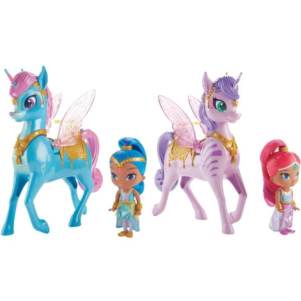 Shimmer & Shine Magic Flying Zahracorn Assortment