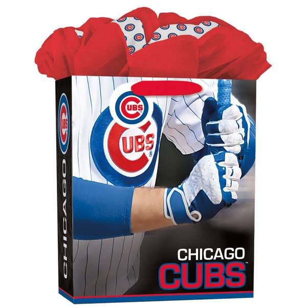 Chicago Cubs Large GoGo Gift Bags